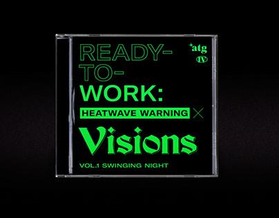 ATG × Visions