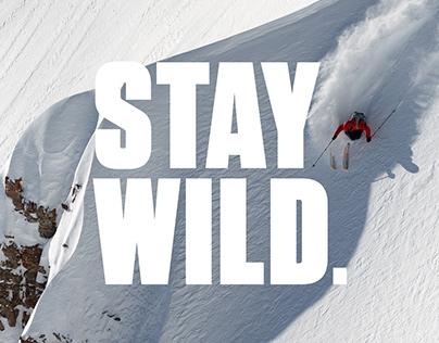 Jackson Hole Stay Wild Tourism Campaign