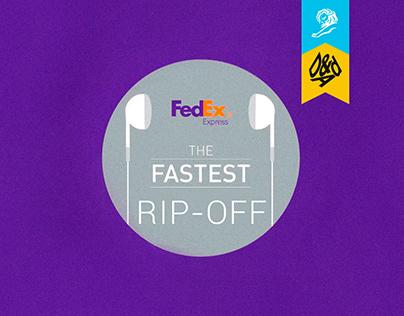The Fastest Rip-Off - Fedex