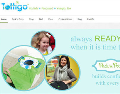 Website Design - Tottigo
