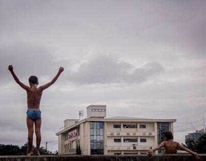 Manila: Typhoon Olympics