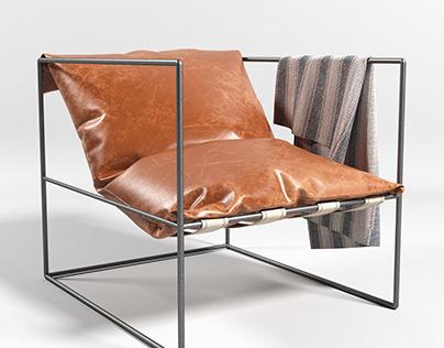 Sierra Chair - 3D Model Download