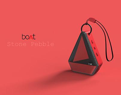 PEBBLE - Wireless Pocket Speaker