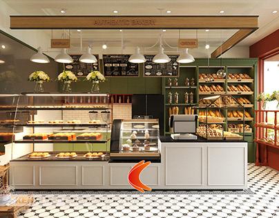 Tiệm Bánh