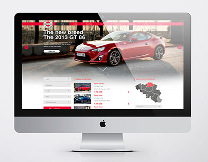 Corporate Car websites