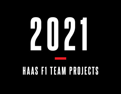 2021 Haas F1 Team Projects
