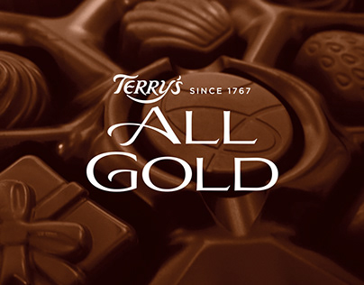 Terry's All Gold