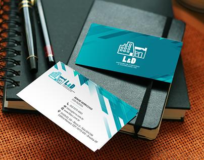 Identidade Visual: L&D Assessoria