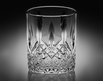 A study on glass - Blender Cycles