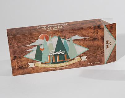 Lumber Jill Packaging