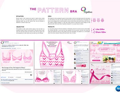 P&G - The Pattern Bra