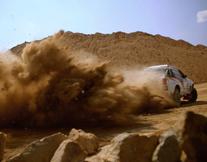 Toyota Dakar - GPS