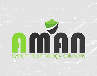 AMAN secured door - project