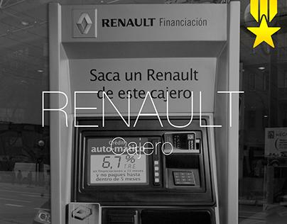 Renault - Cajero
