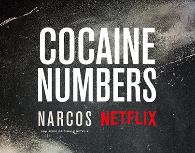 NETFLIX - Cocaine Numbers [We Are Social]