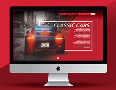 Website for a Car site