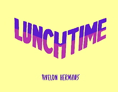 LUNCHTIME animation