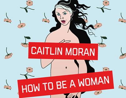 Penguin Design Awards - Caitlin Moran