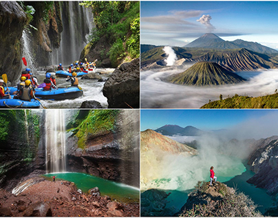 East Java Island Tour