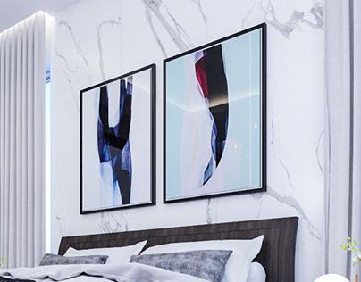 Aspire bedroom remake