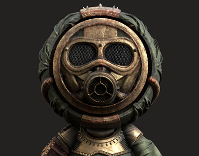Steampunk Guy - Meet Mat 2 Contest
