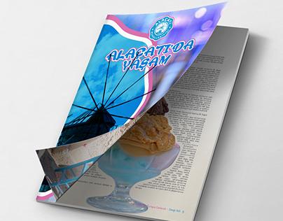 Alaçatı Muhallebicisi Magazine Demo