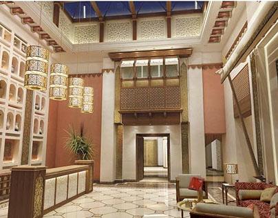 NADJ Boutique Hotel Doha