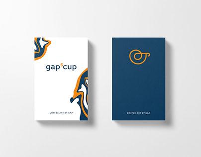 gap's cup – Identity Design