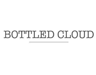 Bottled cloud packaging design