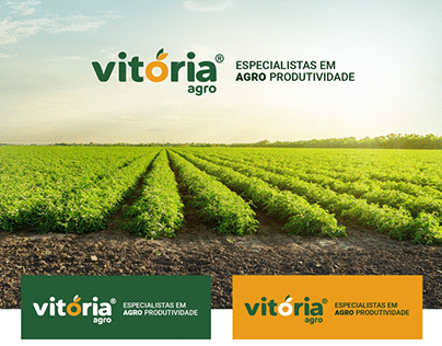 Branding Identity - Vitória Agro