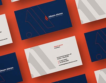 Alisson Alonso - Identidade Visual