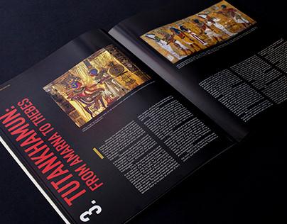 Book / KING TUT: Treasures of the Golden Pharaoh