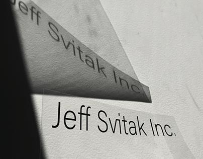 Jeff Svitak Inc.