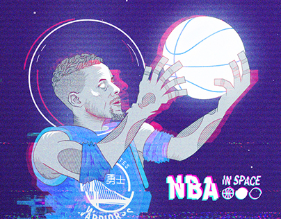 NBA IN SPACE