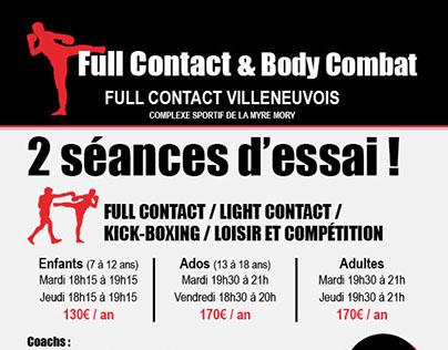 Créa de visuels pour le club de Villeneuve-sur-Lot (47)