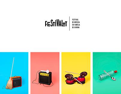 Festivalot - Children's music festival.