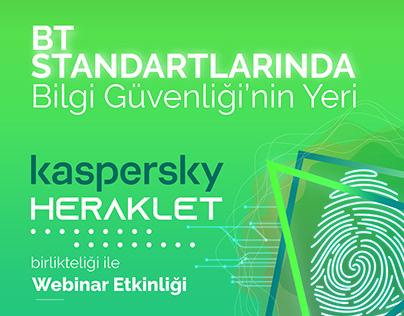 Kaspersky, Heraklet Webinar