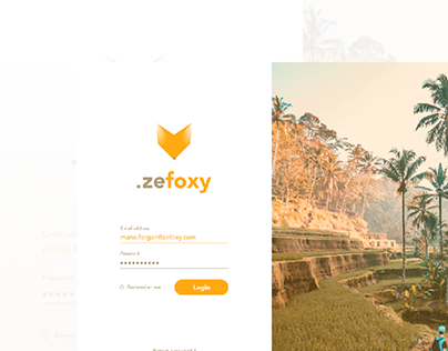 Zefoxy (Ui - Charte graphique)