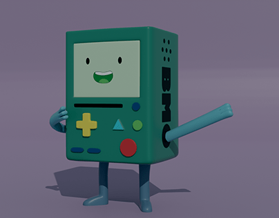 BMO - Adventure Time