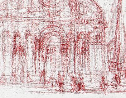 Italy: Sketchbook