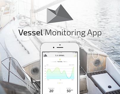 BRNKL - Vessel Monitoring App