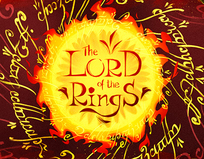 The Lord of the Rings, part one