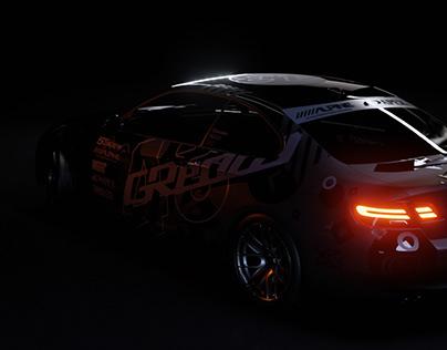BMW 3 E92 Coupe | CGI
