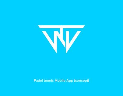 Win the Net Padel Tennis App