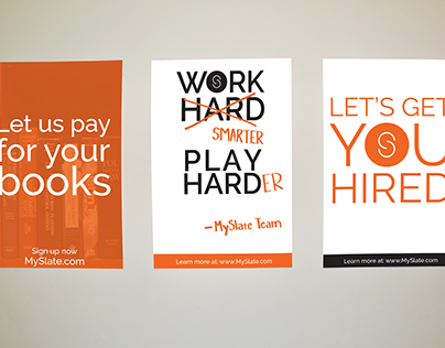 MySlate Posters