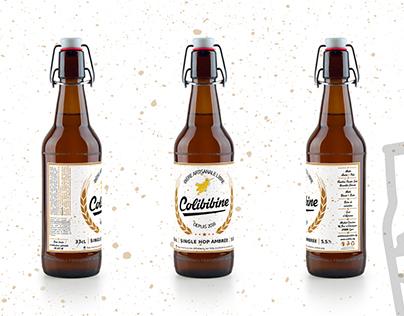 COLIBIBINE - La bière libre de droit