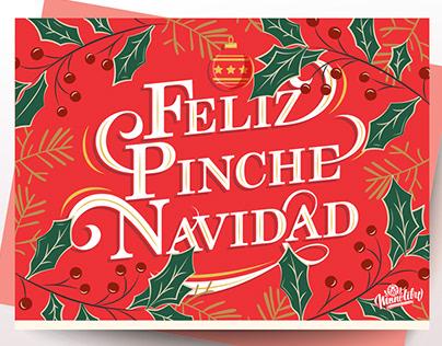 Feliz pinche navidad