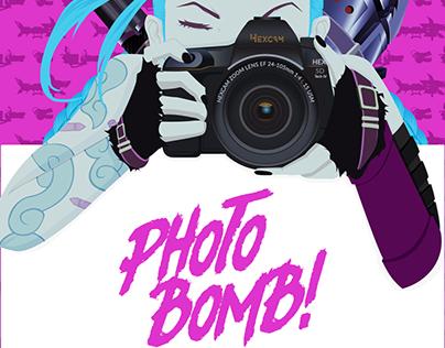 Monthly Event : Photobomb