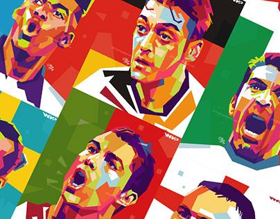 Euro 2016 Players - Work for Eurosport.com