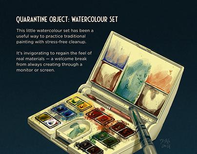 Quarantine Objects